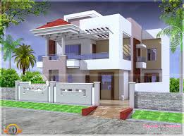 images of modern house plans india best of flat roof in