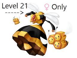 Vespiquen Evolution Chart Top 10 Most Annoying Evolution Methods In Pokemon Levelskip