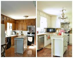 Updating Oak Kitchen Cabinets 4 Ideas How To Update Oak Wood Cabinets Butcher Blocks