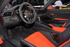 porsche 911 gt3 interior. 2015 geneva motor show porsche 911 gt3 rs interior gt3