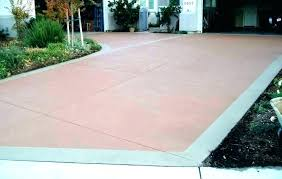 painting concrete patio slab painted ideas how to paint pavers
