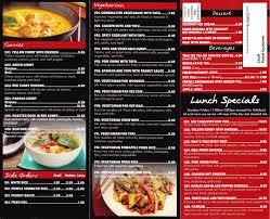 Thai Kitchen Yellow Curry Whereisthemenunet Mays Thai Kitchen Long Beach Ca 90804
