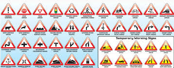 Road Signs Chart India Indian Traffic Rules And Signs Indian Traffic Signs And