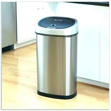 mesmerizing metal kitchen trash can plastic kitchen trash can white kitchen trash can metal kitchen trash