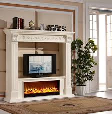 decorative electric fireplace. decorative electric fireplace tv stand wood i