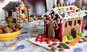 Premade Gingerbread Houses Gingerbread House Decorating Tips And Tricks