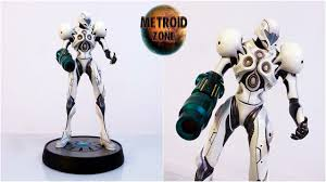 Metroid Light Suit Metroid Zone Unboxing First 4 Figures F4f Metroid Samus