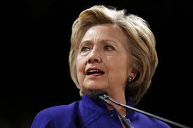 Hillary Clinton speaks to the L.A. Times editorial board about war ...