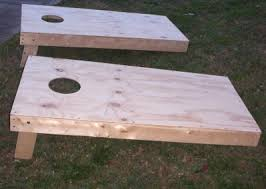 Wooden Corn Hole Game How To Build A Cornhole Game 13