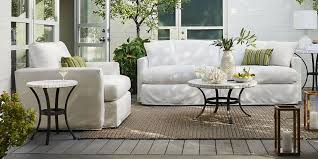 outdoor furniture crate and barrel. Crate Patio Furniture. Photo 3 Of 7 Lounge Ii Petite Outdoor Slipcovered Collection (nice Furniture And Barrel