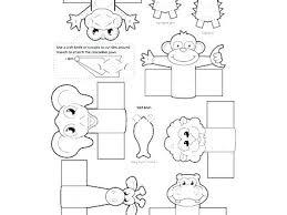 Giraffe Printable Template Printable Farm Animal Patterns Puppet Templates Felt Giraffe
