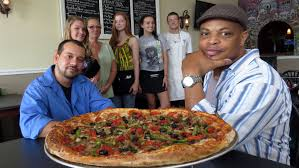Slack makes smooth shift into pizzeria