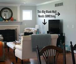 how to decorate a large blank wall decorating indecision and my big blank walls hooked on