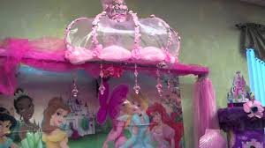 Disney Theme Decorations Natshia Decorations Disney Princess Party Theme Youtube