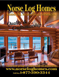 norse log homes is proud to offer the largest and most recently produced plan book consisting of 140 plans and twelve full color pages packed with