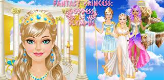 fantasy princess s makeup and dress up games