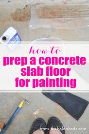Painted Concrete Floors Best 25 Painted Concrete Floors Ideas On Pinterest Painting