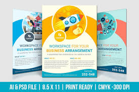 Flyer Formats Digital Marketing Flyer Software Graphics Included Formats