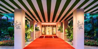 Celebrate Marilyn Monroe at the Beverly Hills Hotel