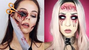 top 10 easy halloween makeup ideas for
