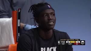 Wenyen Gabriel Full Play vs Los Angeles Lakers | 08/18/20 | Smart  Highlights - YouTube