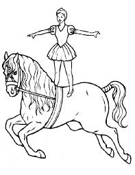 Kleurplaaten Van Paarden