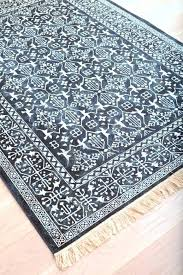 navy persian rug blue increasetraffic co