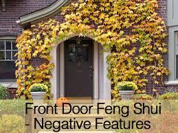 feng shui front doorFront Door Feng Shui  Negative Features  YouTube