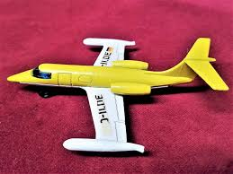 Vintage matchbox toy planes 1973