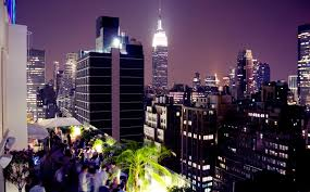 Sky Room NYC - The city's highest rooftop lounge takes New York City  nightlife to the next level. The NYC rooftop bar & skyline lounge with 360  degree views