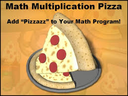 Multiplication Pizza Sticker Charts Add Pizzazz To Learning