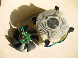 4 wire fans heatsink photo3 nidec