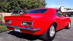 1968 Chevrolet Camaro Pro Street - YouTube
