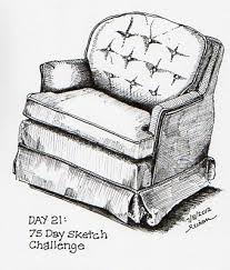 comfy chair drawing. Delighful Comfy To Comfy Chair Drawing