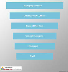 Usa Business Hierarchy Corporate Strategy Business