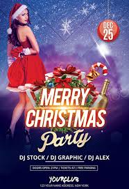 Christmas Club Flyer - Kleo.beachfix.co