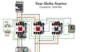 ดาวน์โหลดเพลง star delta starter motor control with circuit Wiring Diagram Of A Star Delta Starter how to star delta starter works wiring diagram of a star delta starter