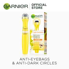 Garnier Light Roll On Garnier Light Complete Multi Action Whitening Eye Roll On 15ml Skin Care