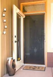 phantom retractable screen door. Phantom Screens Reviews Screen Doors Attractive Retractable Door New City Display Intended For . R