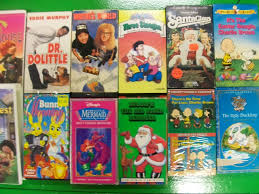 Small Picture HUGE VHS TAPE LOT of 14 Videos including Cabbage Kids Little