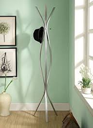 Coat Rack Contemporary Amazon Monarch Specialties I 100 Coat Rack Contemporary 27