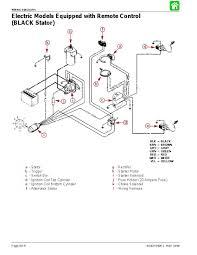 mercury outboard wiring harness diagram dolgular com bright 50 hp Mercury Outboard Wiring Diagram at 1981 Mercury 115 Wiring Harness