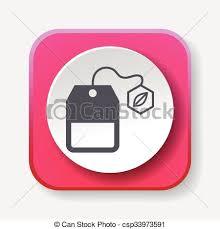 pink tea bag clip art. Fine Clip Tea Bag Icon  Csp33973591 With Pink Tea Bag Clip Art