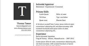 Free Google Resume Templates Stunning Free Google Resume Templates Template Docs 40 By VisualCV 40 Download