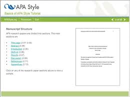 Basic Apa Style Apa Style Nurse Practitioner Guide Research Guides At Northern