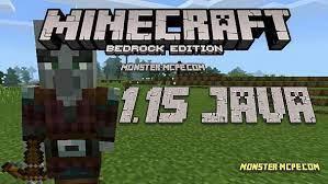 minecraft java 1 15