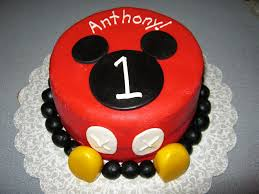 diy mickey mouse cake fashion mickey comely