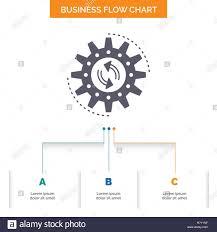 Task Flow Chart Template Management Process Production Task Work Business Flow