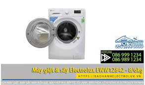 Máy giặt sấy Electrolux EWW12842 - Sửa Máy Giặt Electrolux