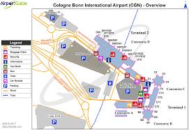 Cologne Bonn Airport Eddk Cgn Airport Guide